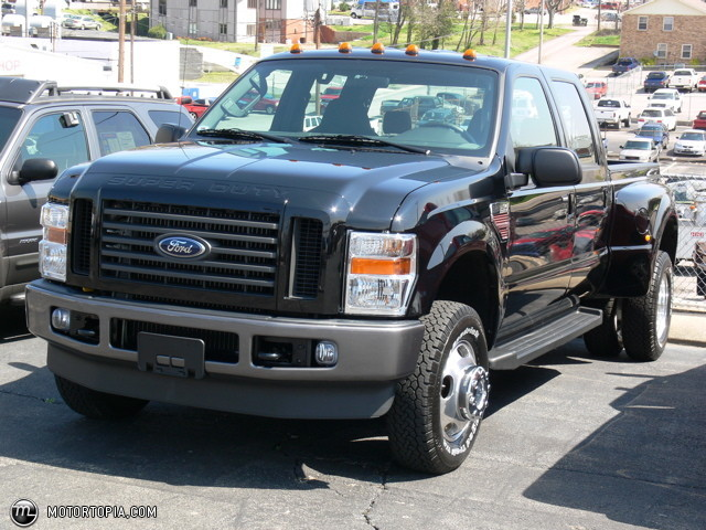 Ford F-350 Super Duty FX4 #16