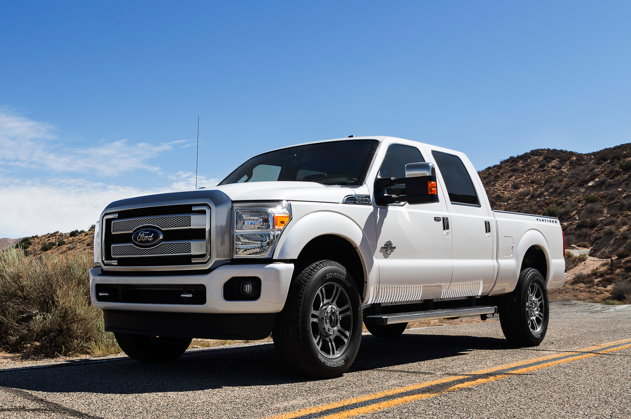 Ford F 350 Super Duty Information And Photos Momentcar 2014 250 Platinum Black 2
