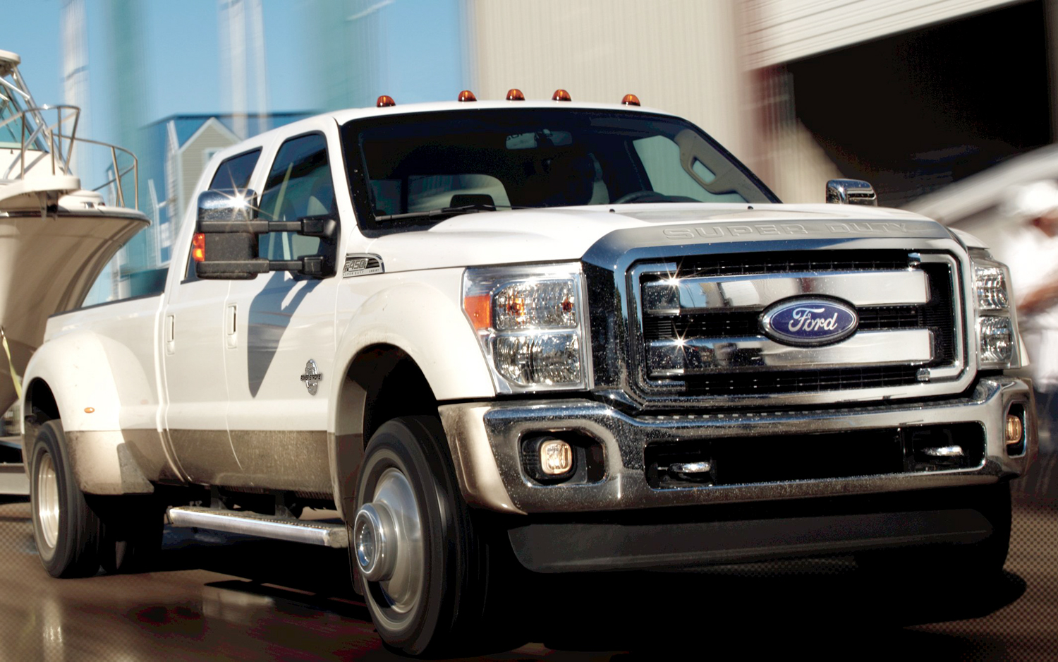 Ford F-450 Super Duty #8