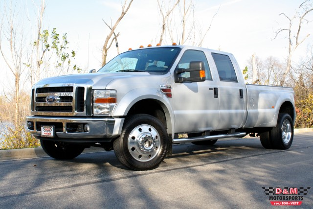 Ford F-450 Super Duty 2008 #1