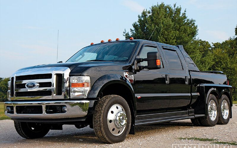 Ford F-450 Super Duty 2008 #2