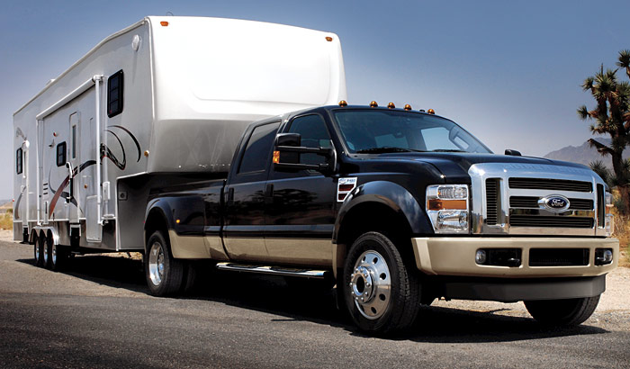 Ford F-450 Super Duty 2008 #4