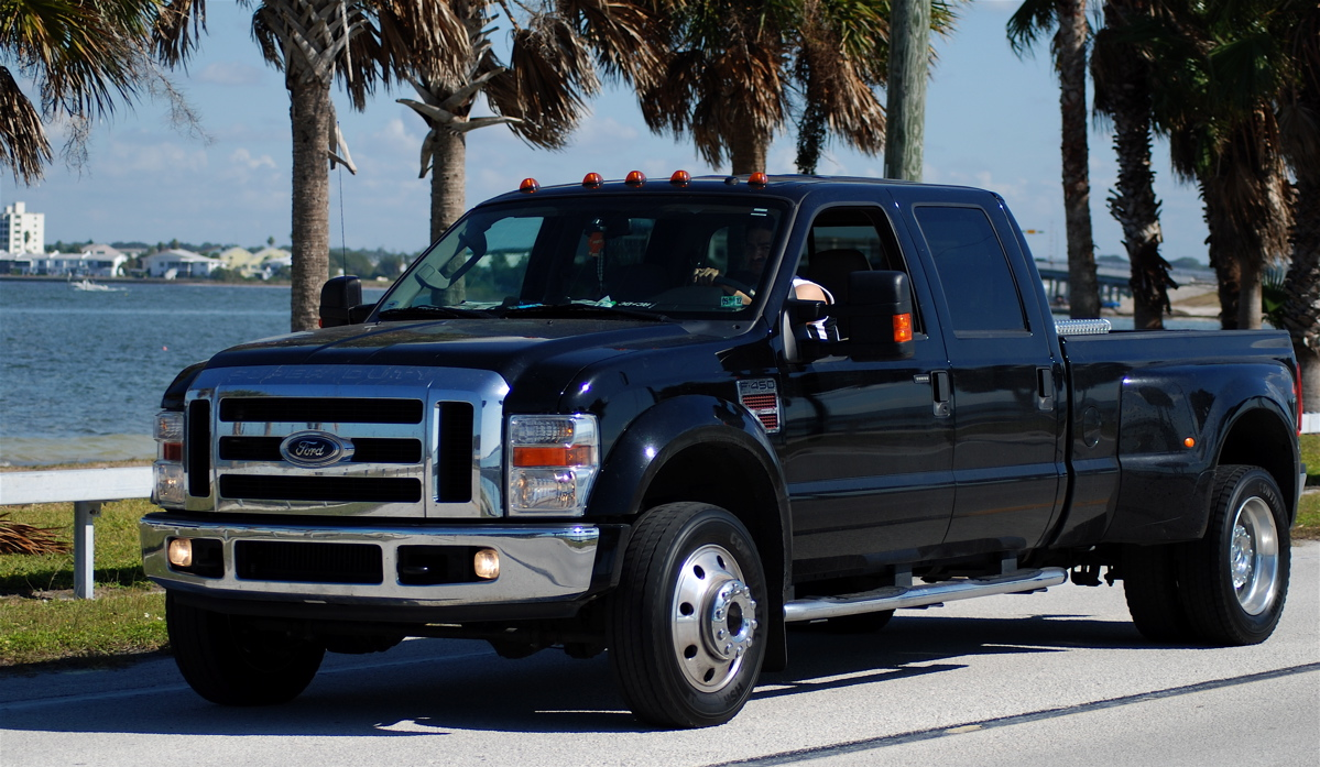 2010 Ford F-450 Super Duty - Information And Photos