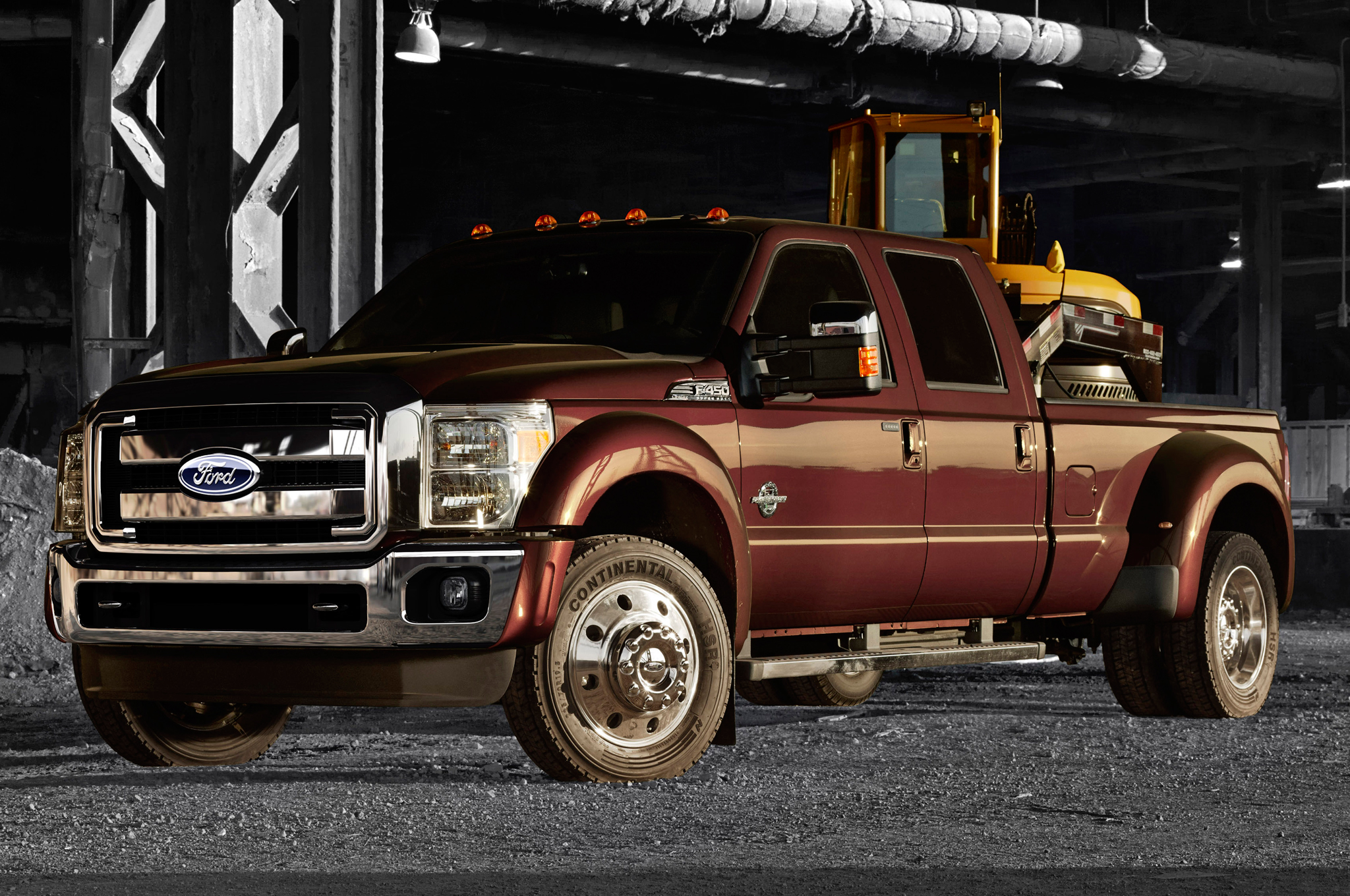 Ford F-450 Super Duty 2015 #4