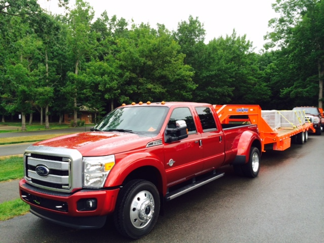 Ford F-450 Super Duty 2015 #9
