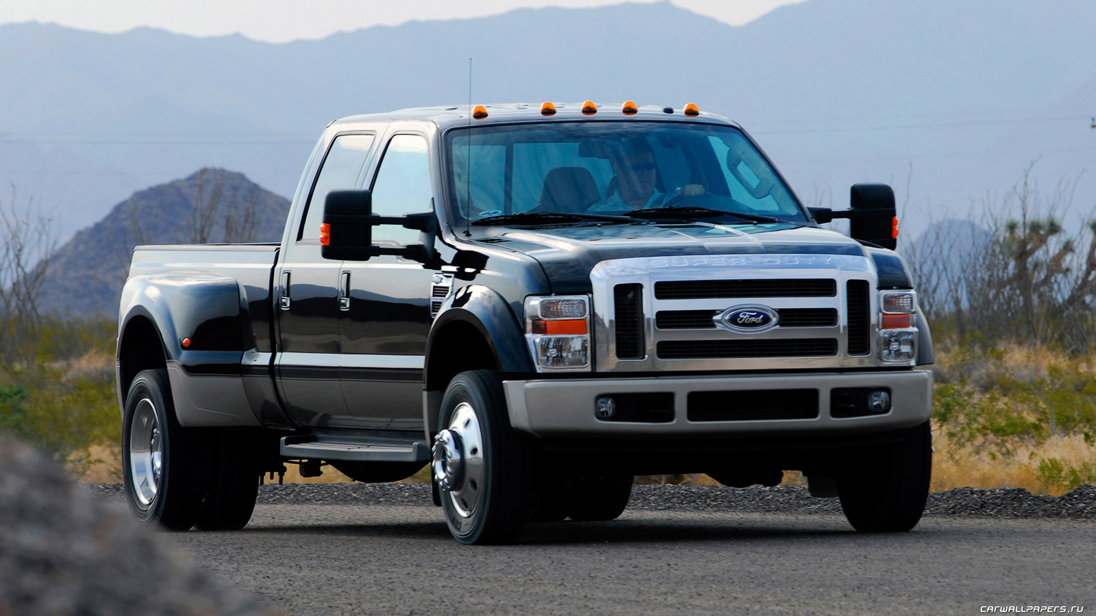 Ford F-450 Super Duty King Ranch #4