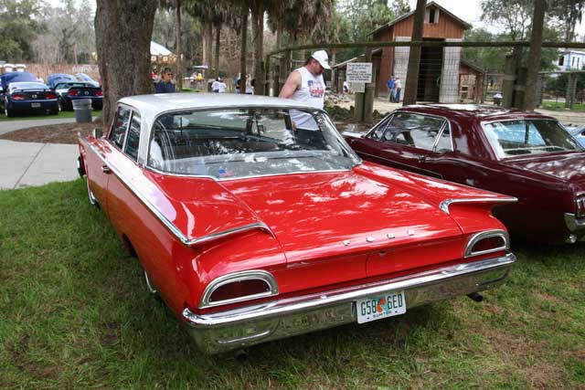 1960 Ford Fairlane 2 Door Coupe
