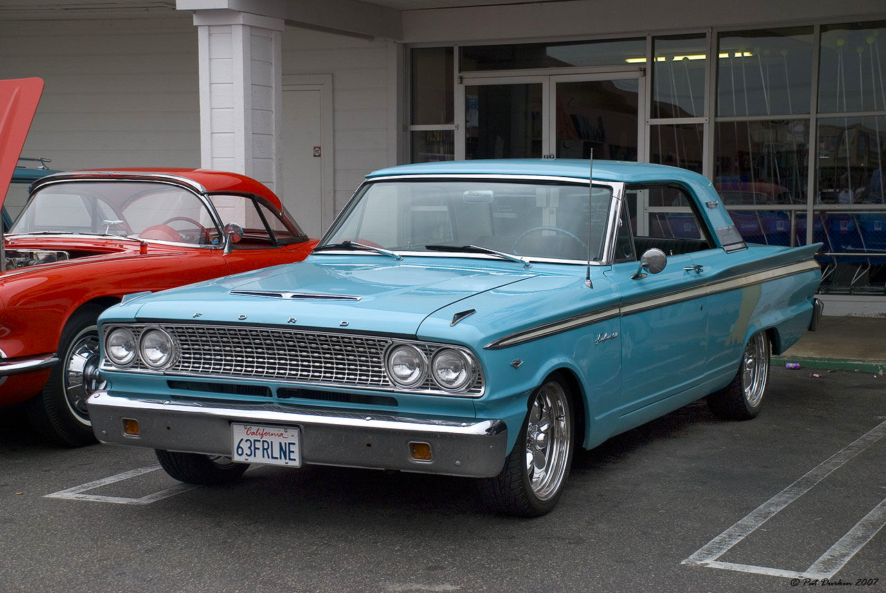 1963 Ford Fairlane Information And Photos Momentcar