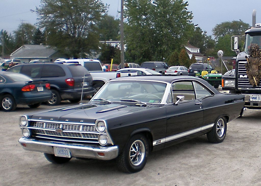 1967 Ford Fairlane - Information and photos - MOMENTcar