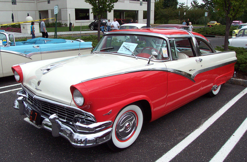 Ford Fairlane Information And Photos Momentcar