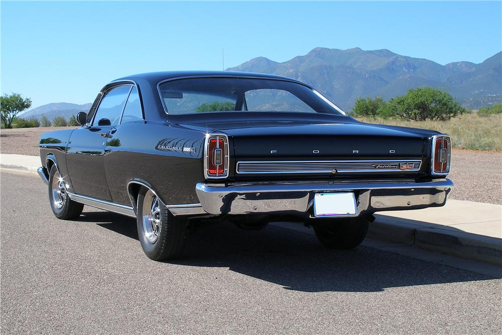 1966 Ford Fairlane 500 Information And Photos Momentcar