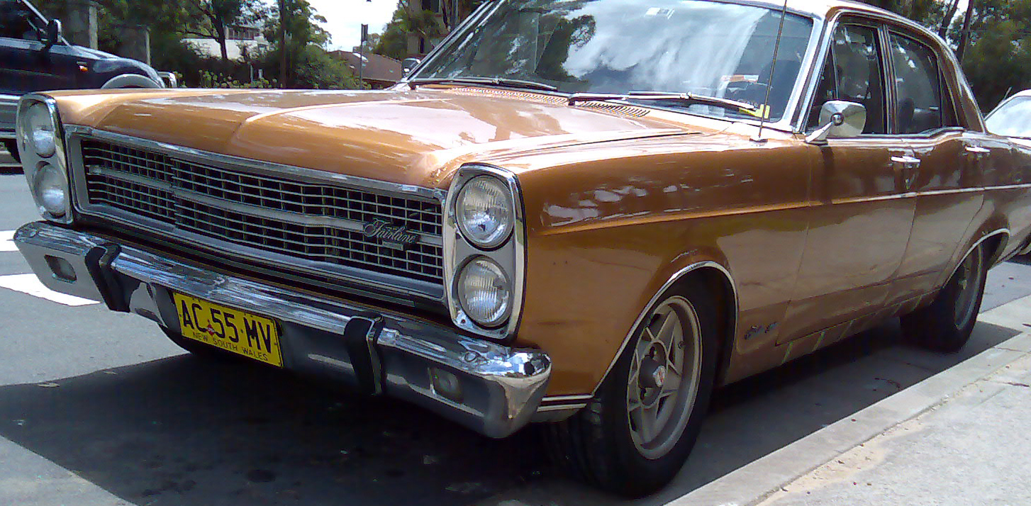 1970 ford fairlane 500 information and photos momentcar