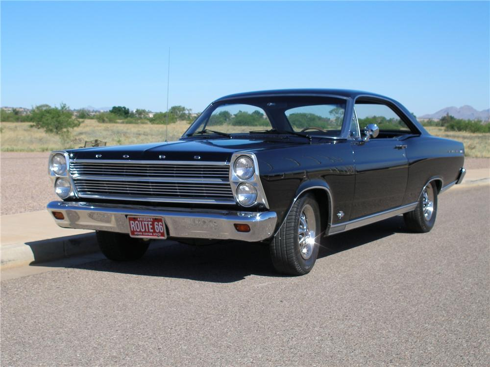 Ford Fairlane 500 XL #10