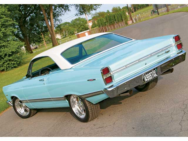 Ford Fairlane 500 XL 1967 #1