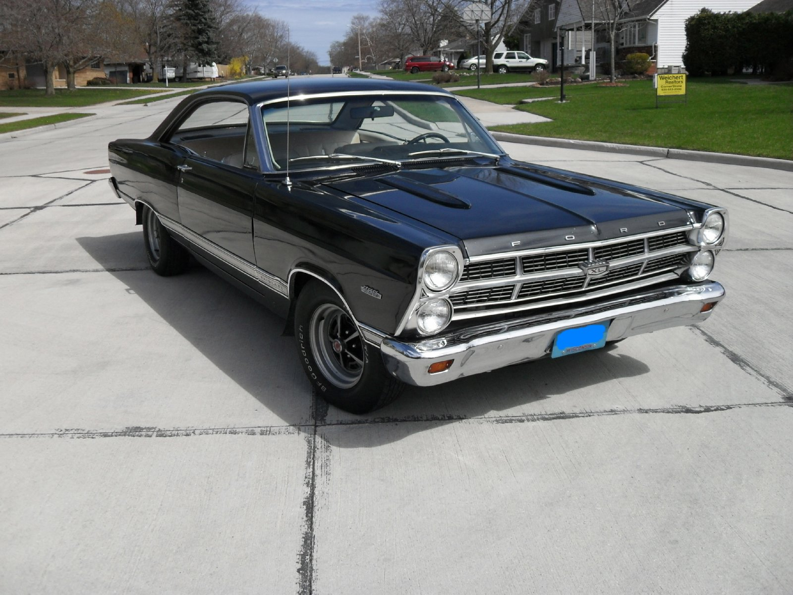 Ford Fairlane 500 XL 1967 #5