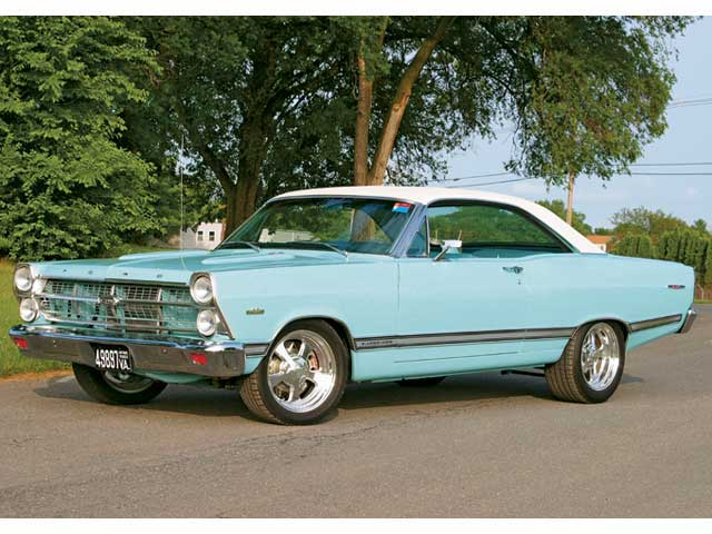 Ford Fairlane 500 XL 1967 #6