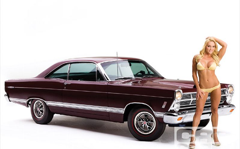 Ford Fairlane 500 XL 1967 #9
