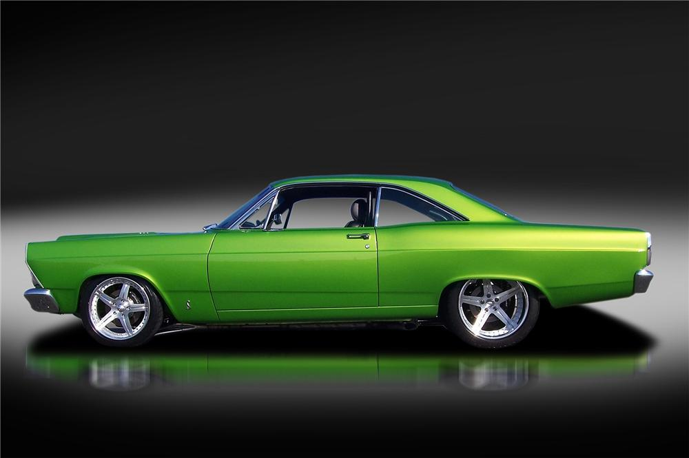 Ford Fairlane GT 10