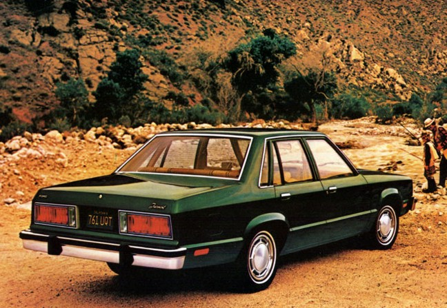 1979 Ford Fairmont Information And Photos Momentcar
