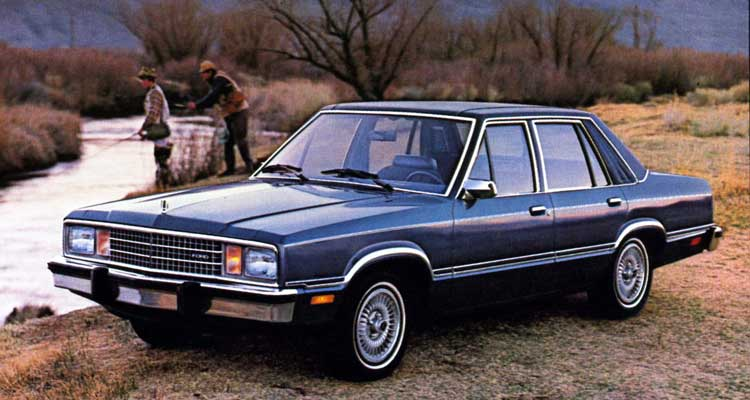 1980 Ford Fairmont Information And Photos Momentcar