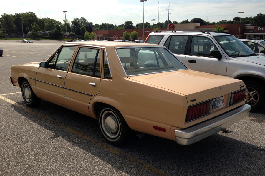 Ford Fairmont Information And Photos Momentcar
