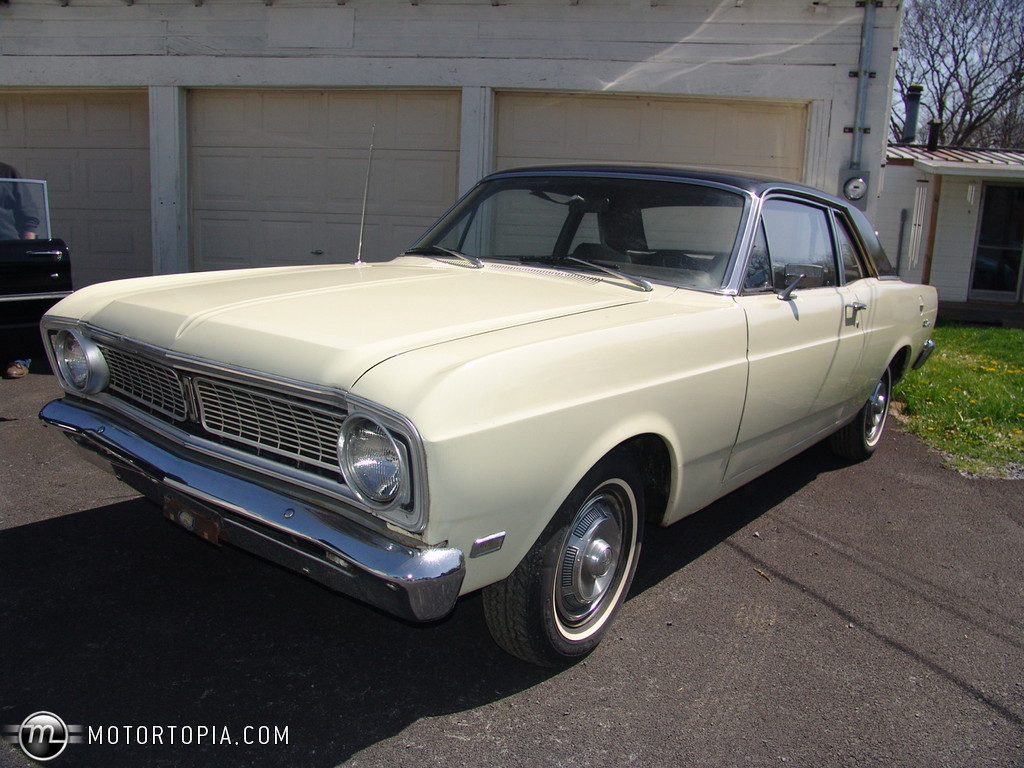 1969 Ford Falcon Information And Photos Momentcar
