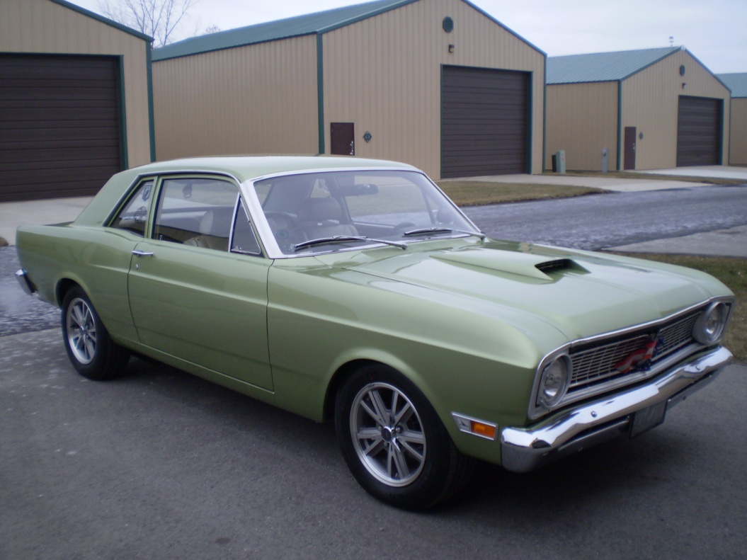 FORD FALCON - 209px Image #1