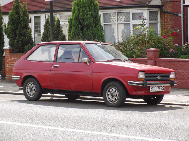 1978 Ford Fiesta Information And Photos Momentcar