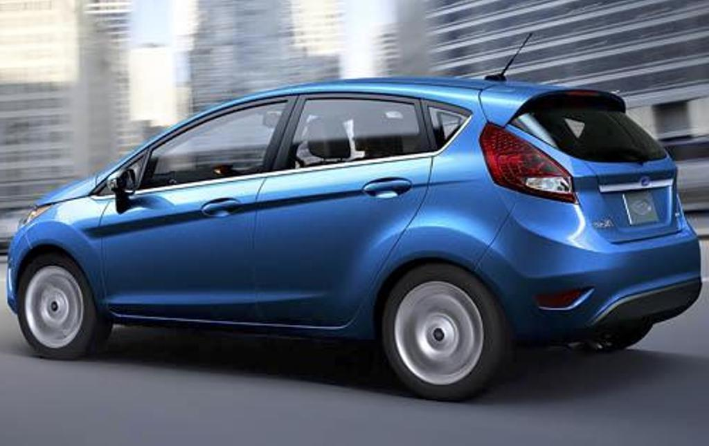 2012 Ford Fiesta Information And Photos Momentcar