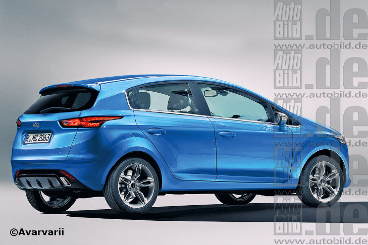 2015 ford fiesta information and photos momentcar. Black Bedroom Furniture Sets. Home Design Ideas