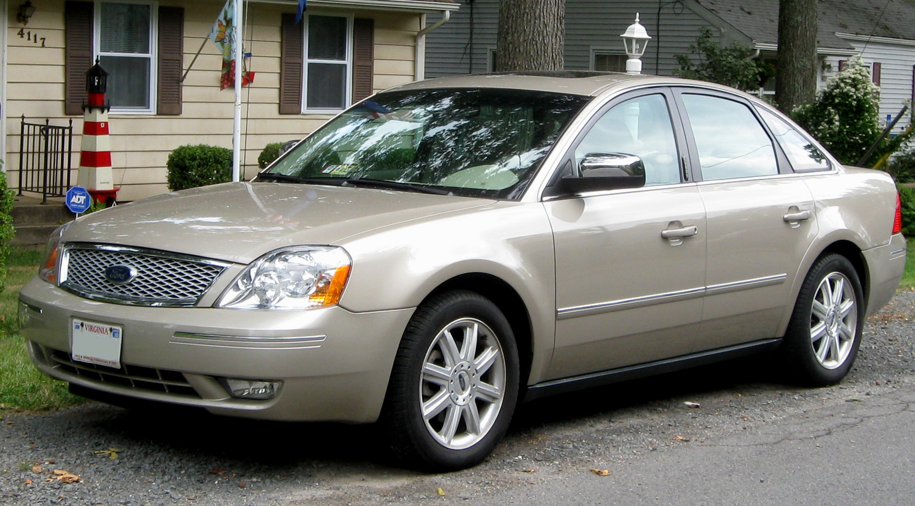 Ford Five Hundred #2