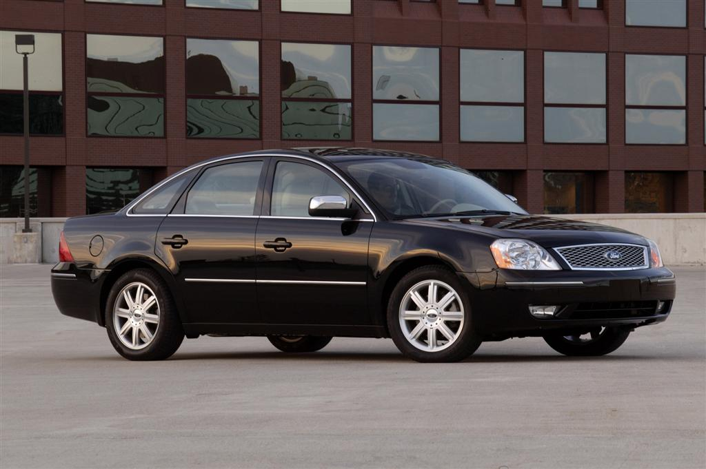 ford five hundred 2005 #5