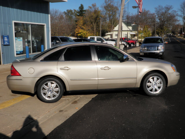 Heritage Volkswagen Subaru >> 2006 Ford Five Hundred - Information and photos - MOMENTcar