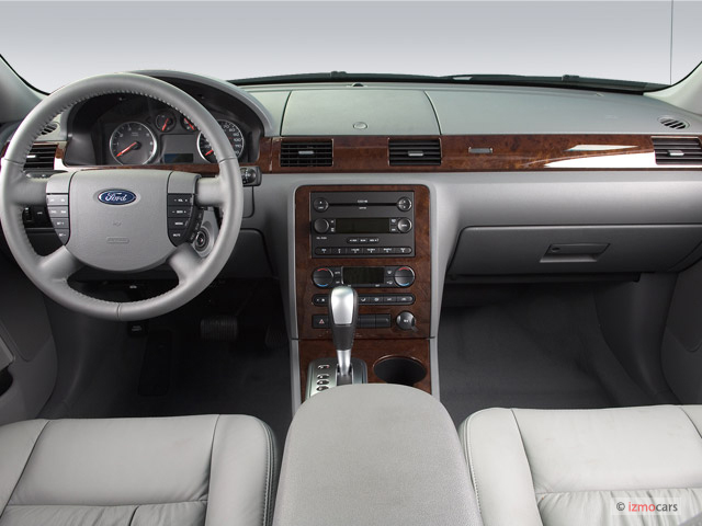 Ford Five Hundred 2007 #3