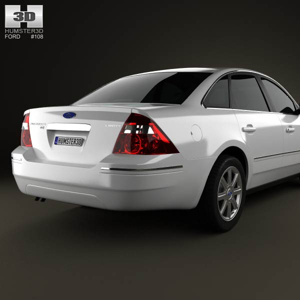 Ford Five Hundred 2007 #4
