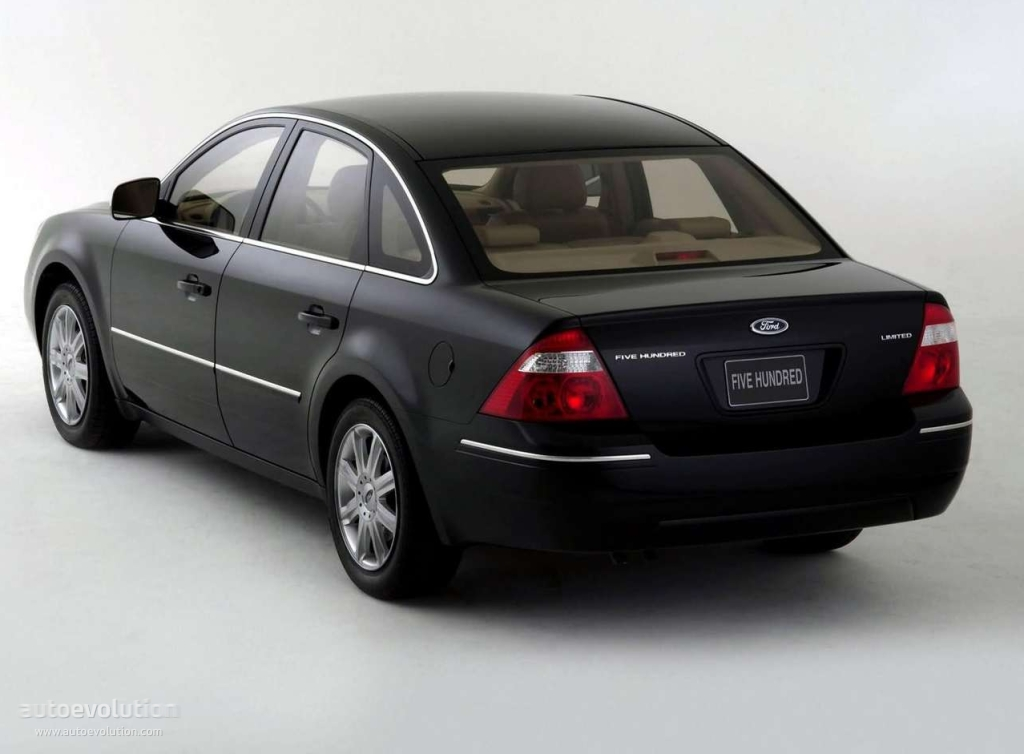 Ford Five Hundred 2007 #5