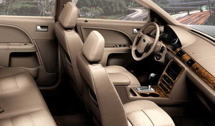 Ford Five Hundred 2007 #8