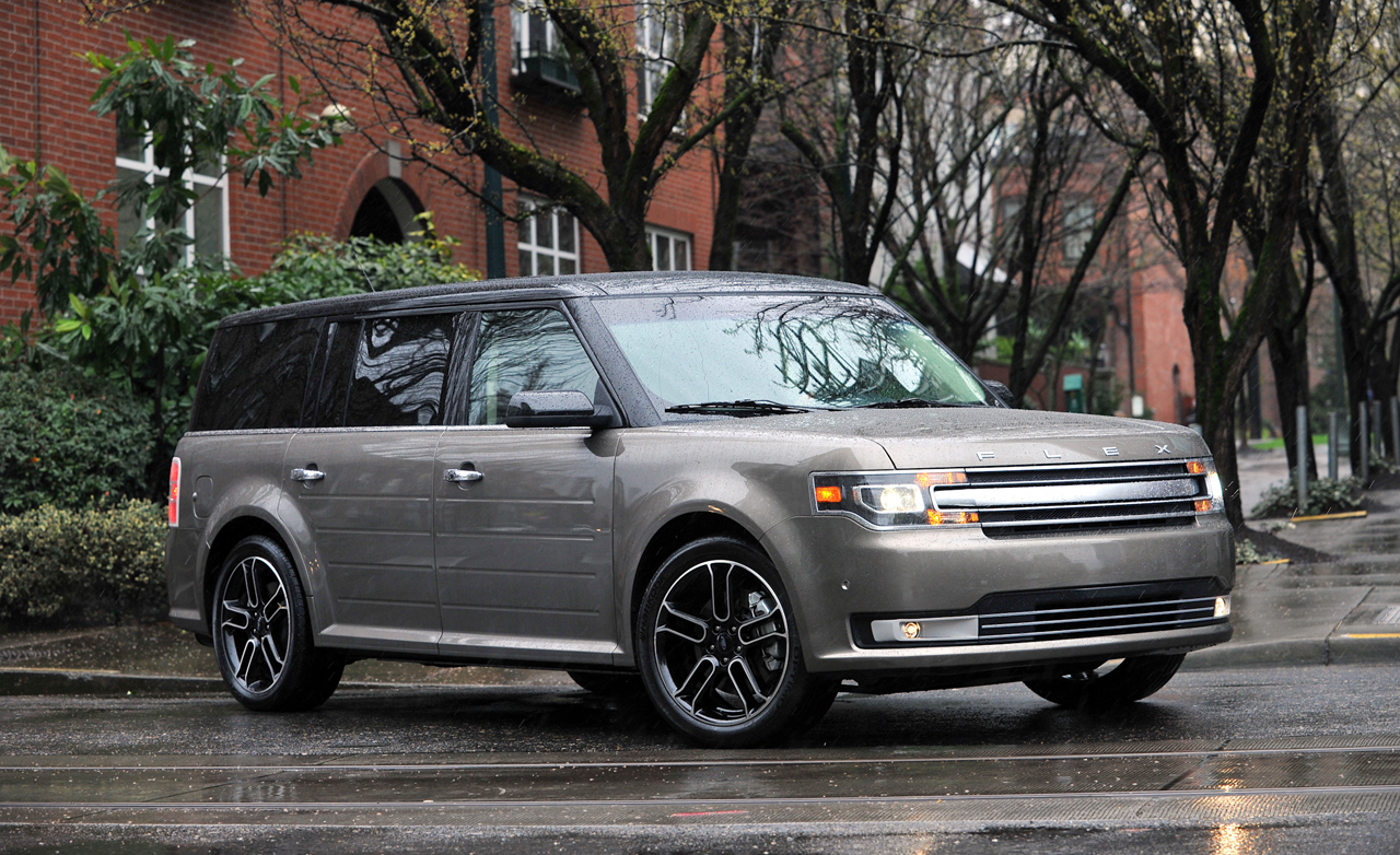 Ford Flex Limited #14