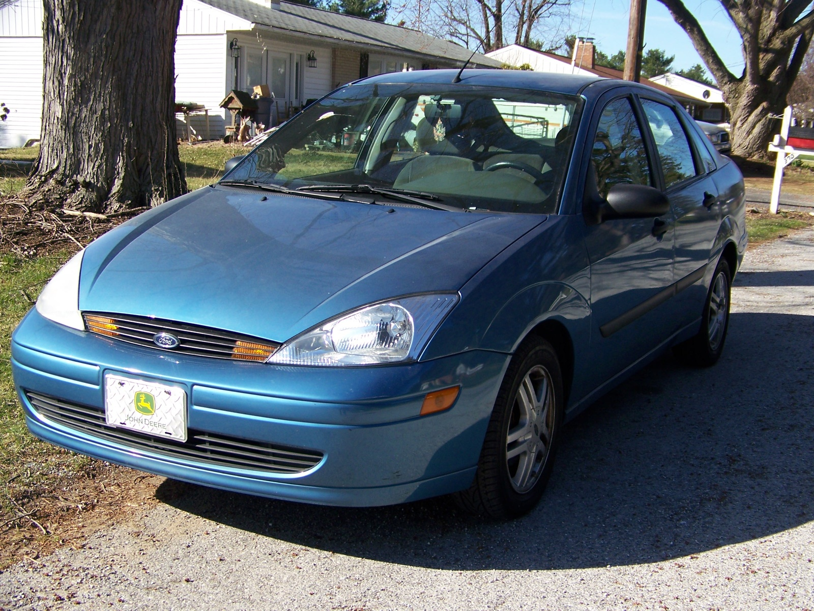 2001 Ford Focus Information And Photos Momentcar Wiring 4