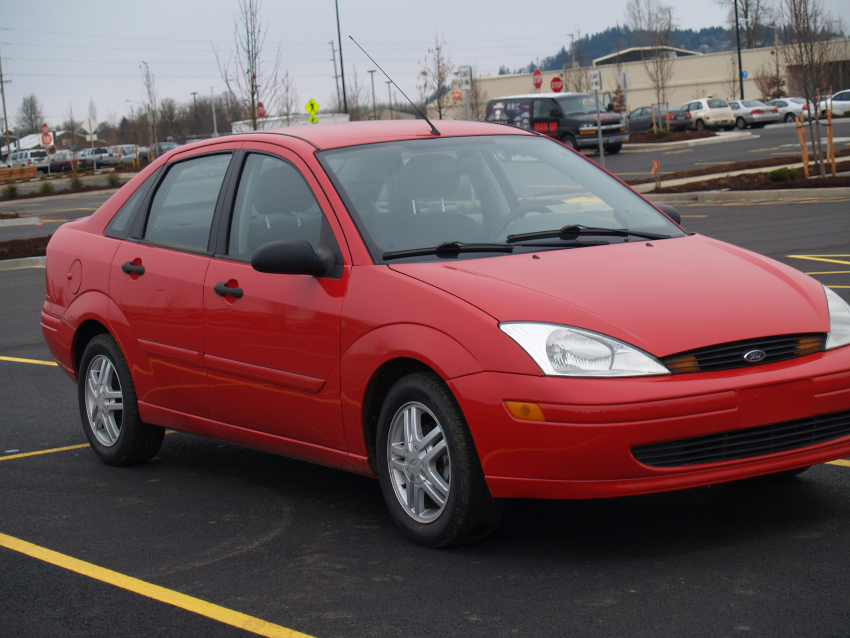 2002 Ford Focus Information And Photos Momentcar