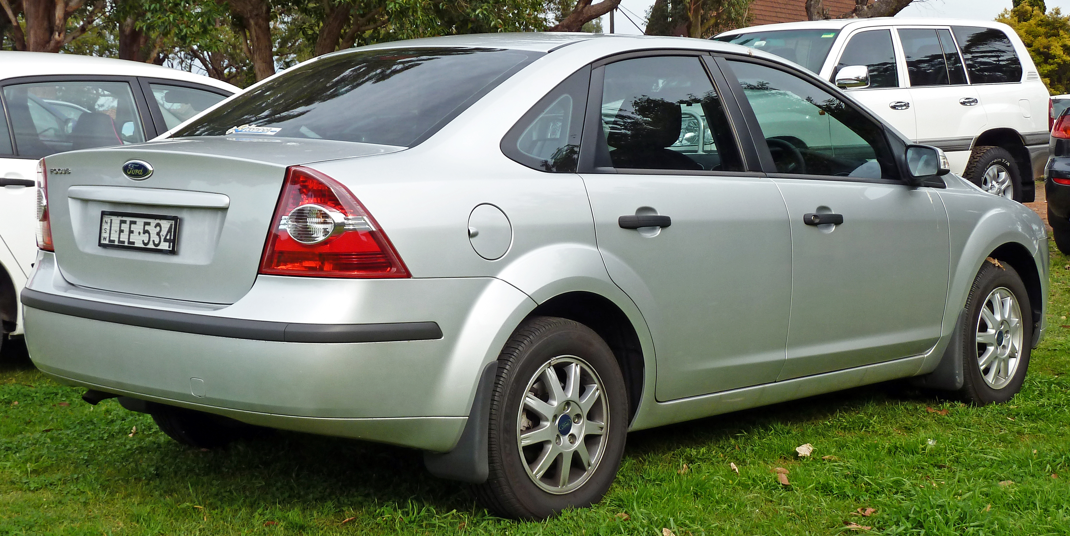 ford focus - 4385px image #7