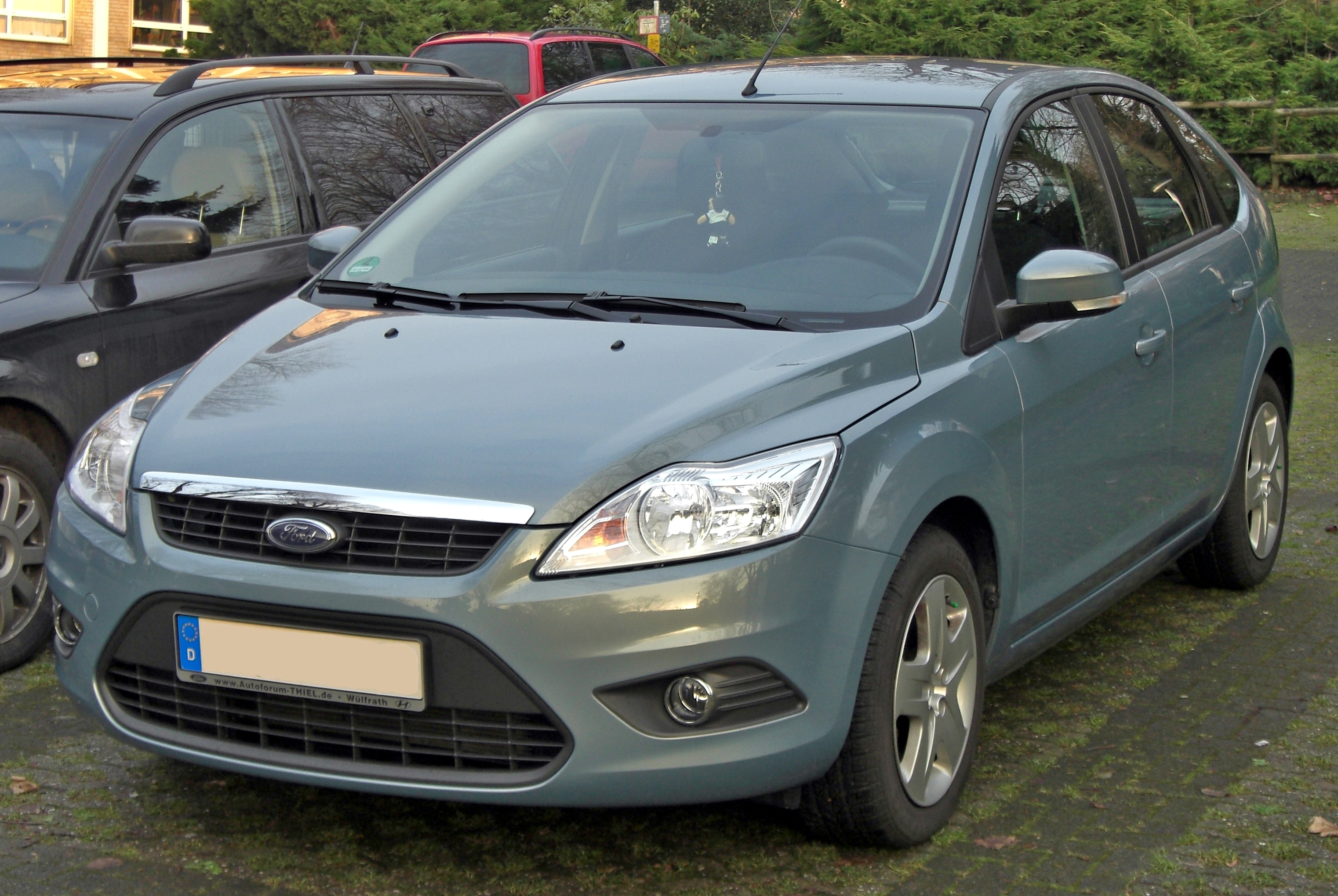2008 Ford Focus Information And Photos Momentcar