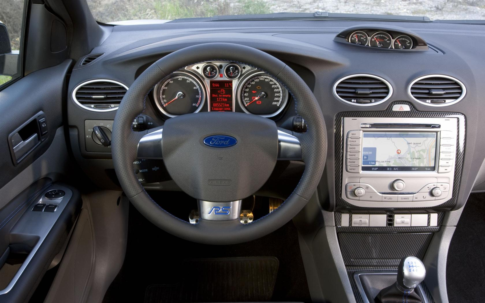 2009 Ford Focus Information And Photos Momentcar