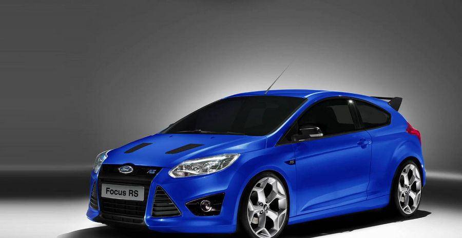 Ford Focus ST 2013 #11