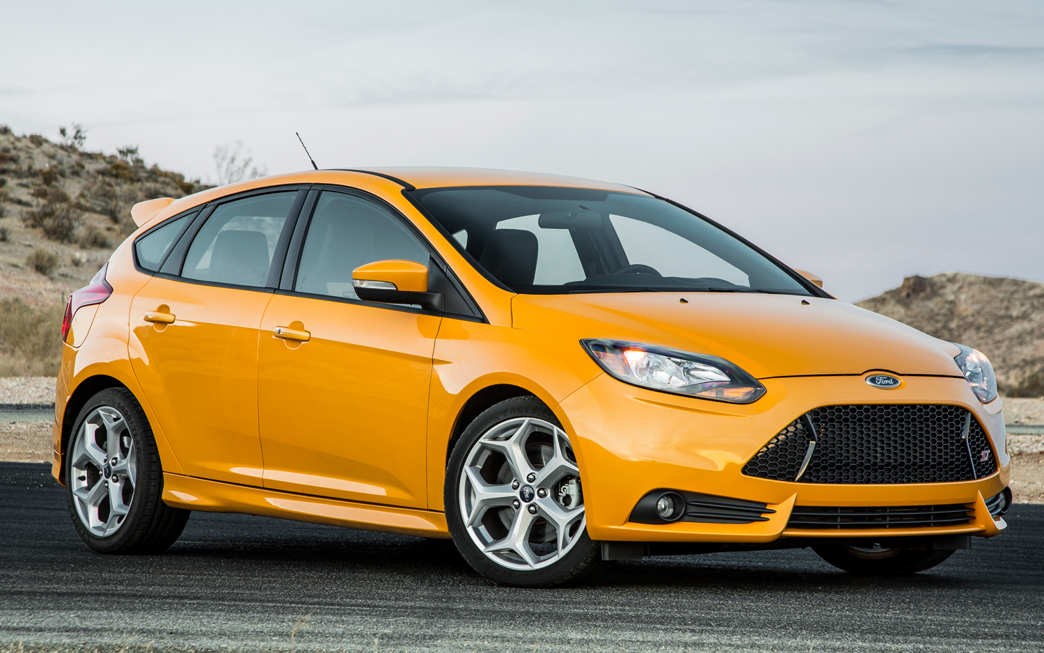 Ford Focus ST 2013 #2