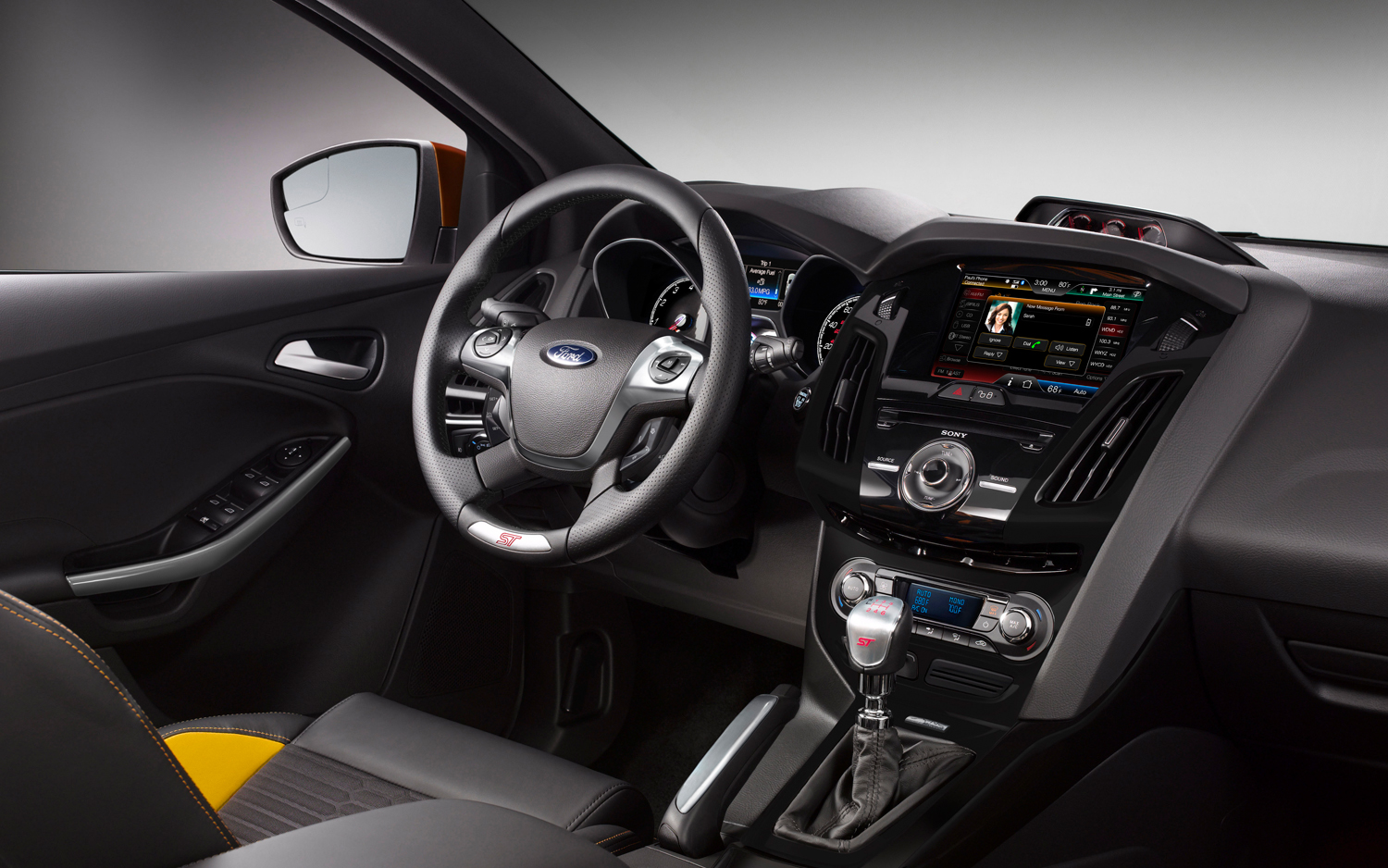Ford Focus ST 2013 #6