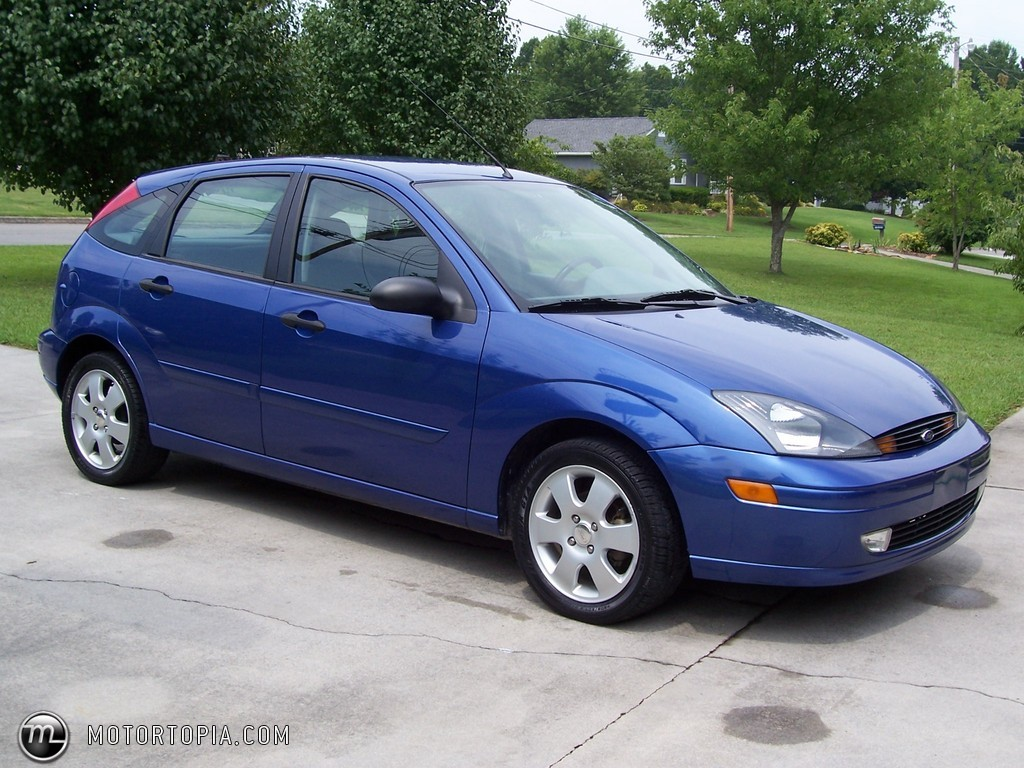 Ford Focus ZX5 SE #6