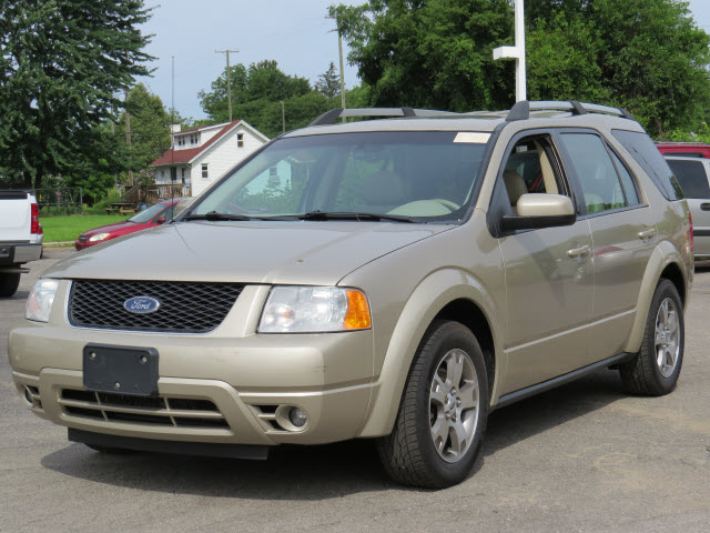Ford Freestyle 2005 #7