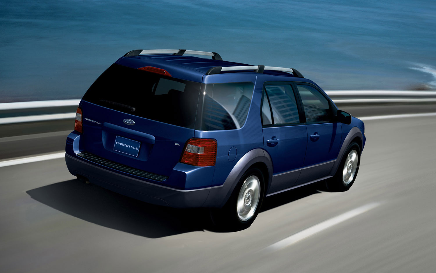 Ford Freestyle 2006 #5