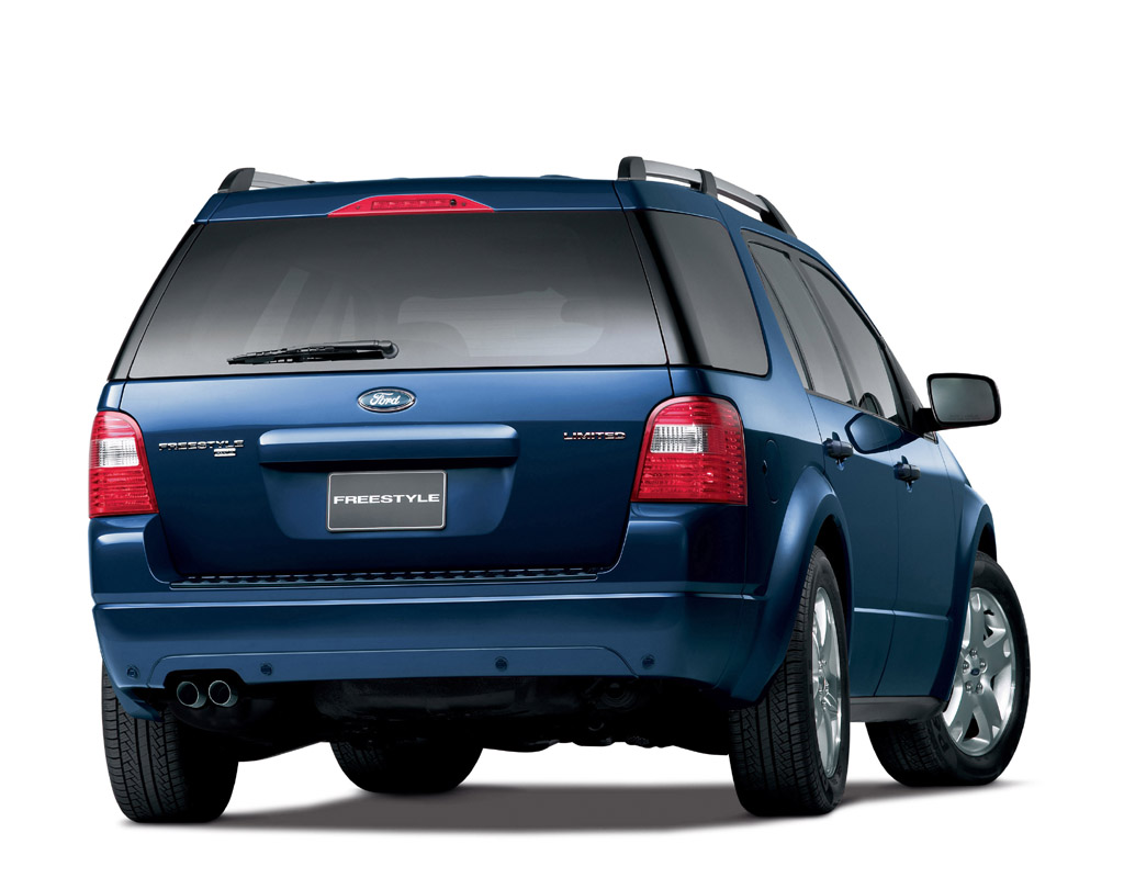 Ford Freestyle 2006 #8